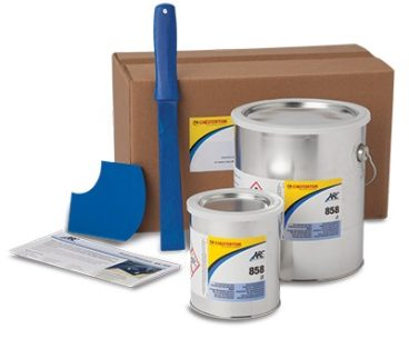 ARC 858 Rebuilding and Faring Composite kits packaged to proper Part A and Part B mix ratio