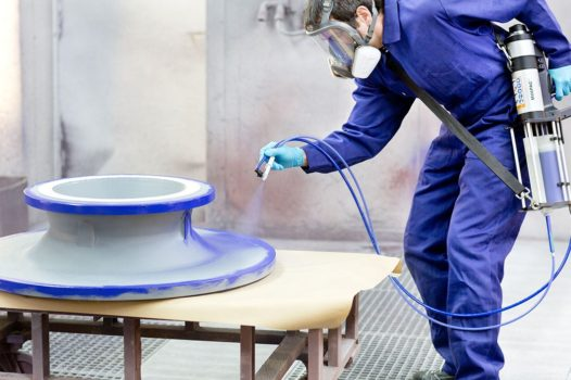 Apply coatings quickly and effectively with Sulzer Mixpac Spray Technology