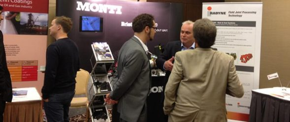 cactus and monti attend ami coating conference and exhibition