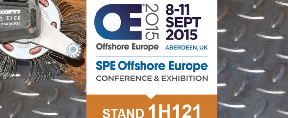 Cactus Industrial exhibits at SPE Offshore Europe event in 2015