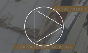 play Cactus 30 Second Projects: Roofing Repair Video