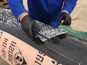 urethane 80 rubber repair