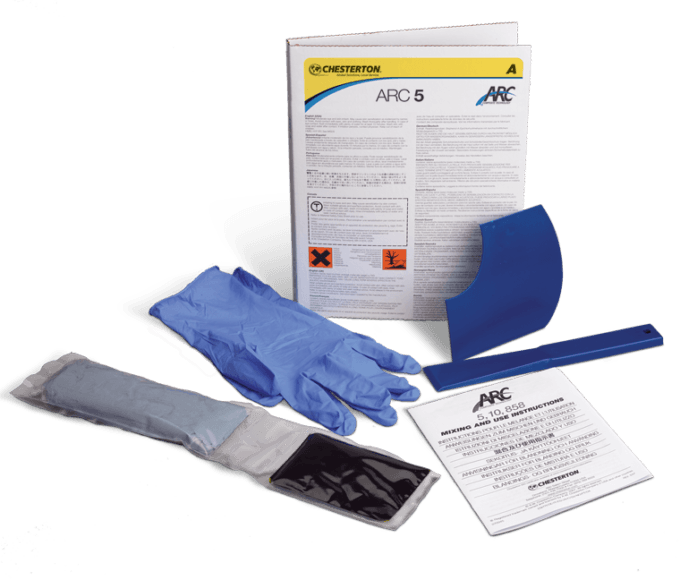 ARC 5 Emergency Metal to Metal Repair Epoxy product image