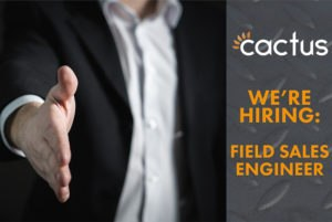 recruiting field sales engineer