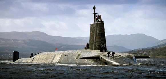 royal navy submarine vessel that Cactus will provide surface preparation, composites and coatings solutions to maintain