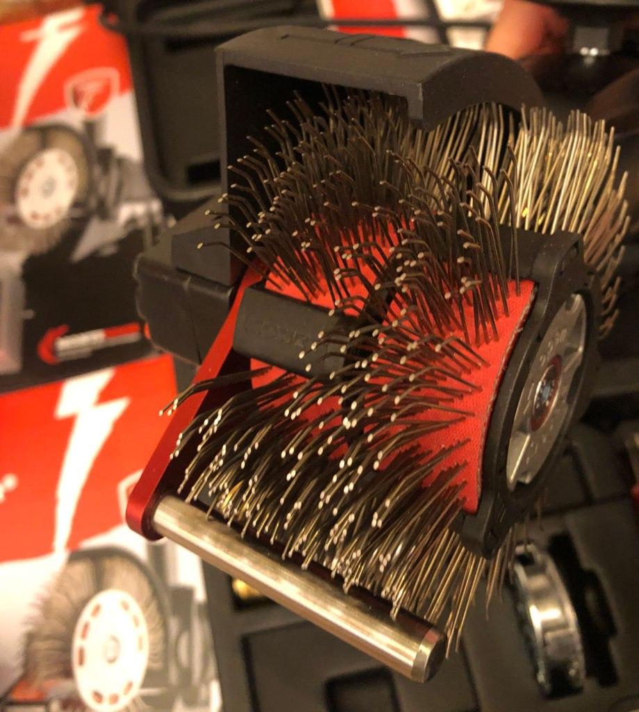 W 46mm bristle blaster