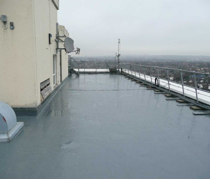 Polyurethane Odorless Liquid waterproofing membrane coating
