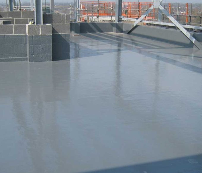 Polyurethane Odorless Liquid is a high solids, cold-liquid waterproofing solution