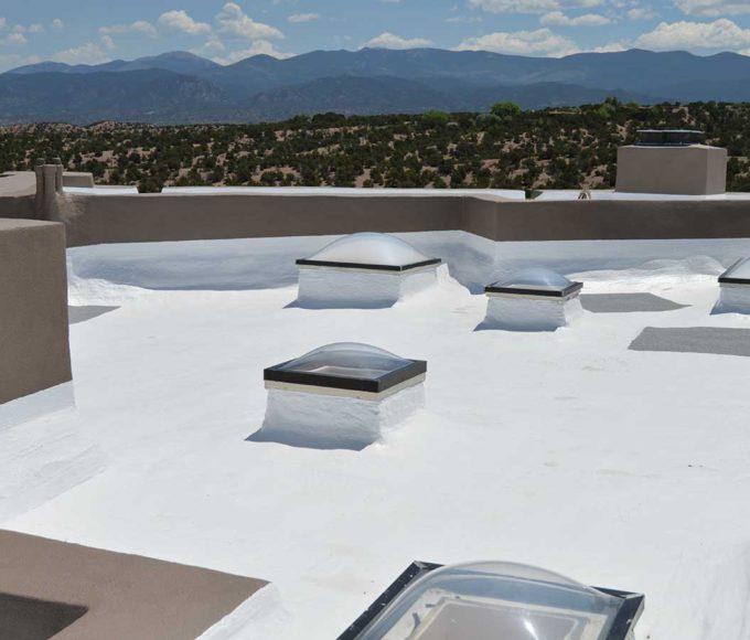 pmma-based waterproofing coating roof