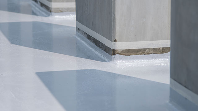 pmma based waterproofing coating liquid applied membrane