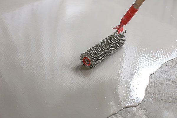 concrete surface repair for food sector