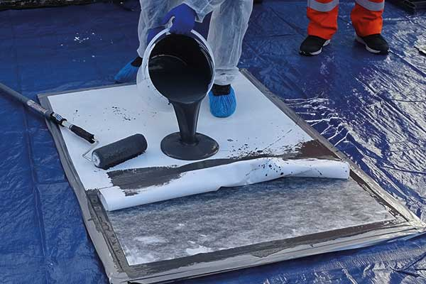 waterproof membrane coating