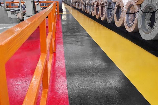 non slip flooring coating paint
