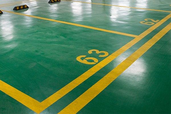 warehouse sealer coating for lettering and tiling