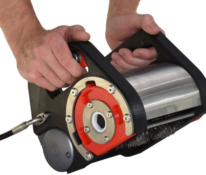 prepper q4 wide surface preparation technology