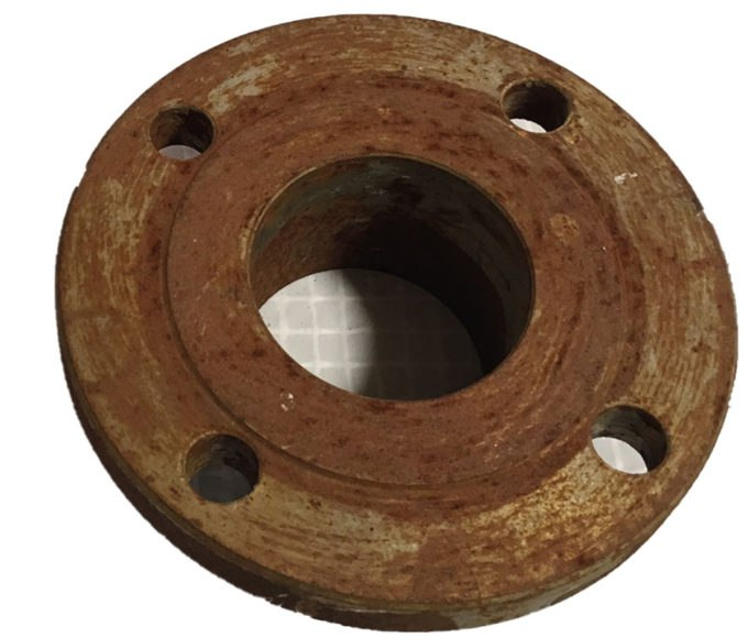 flange face corrosion