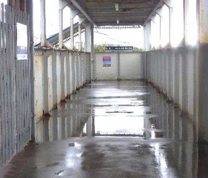 bridge deck waterproofing water ponding